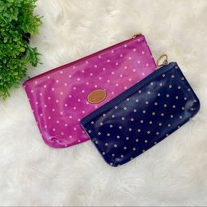 Fossil Pouch Set